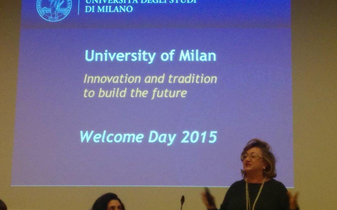 Milan IMS Convocation 2015