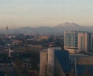 You Can See the Mountains from IMS Milan!