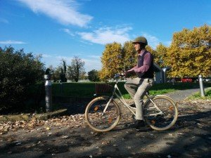 Biking to School (and Other Transport)