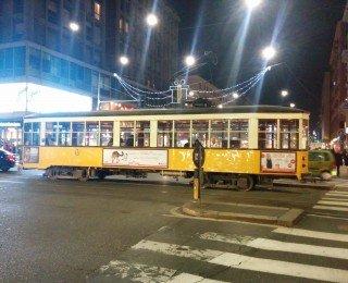 The Elegant Milan Tram