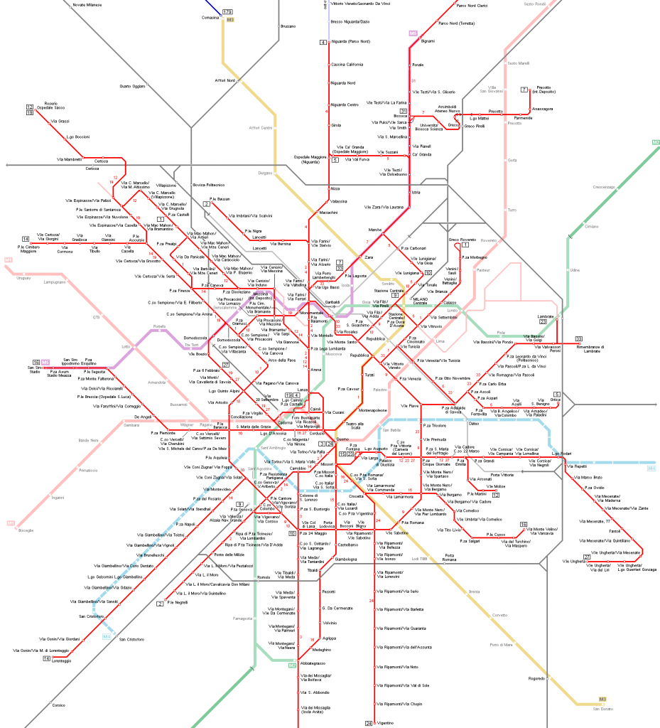milan-centre-tram-map