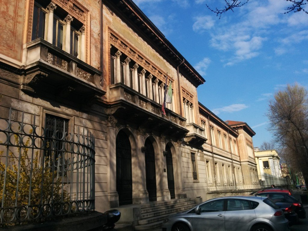 The Department of Human Anatomy of Milan Polytechnic