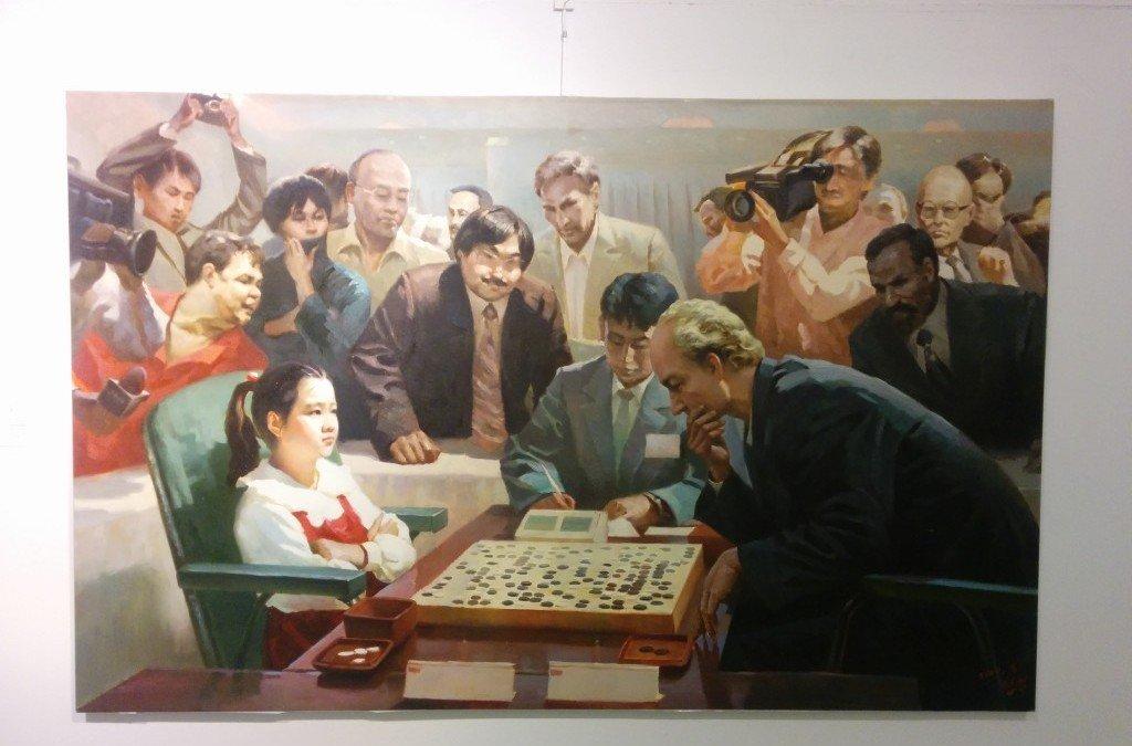 North Korean Contemporary Art, on Display in Milan
