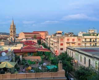 Studying, Eating, and Living in Messina