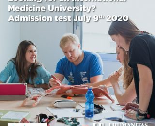 Non-EU Admission Call for Humanitas Medical School in Milan